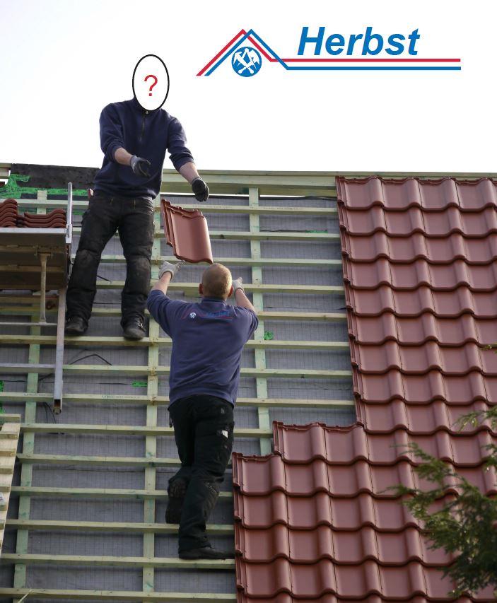 Ausbildung zum Dachdecker oder Klempner